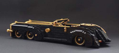 Lego Nautilus Car