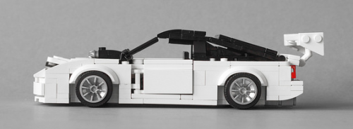 Lego Nissan 240SX S13 Foruma Drift