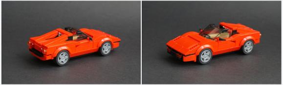 Lego Ferrari 308 GTB