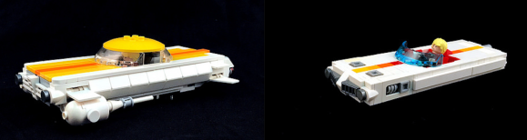 Lego Hover Cars