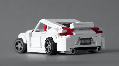 Lego Nissan 370Z NISMO