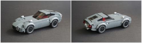 Lego Toyota 2000GT