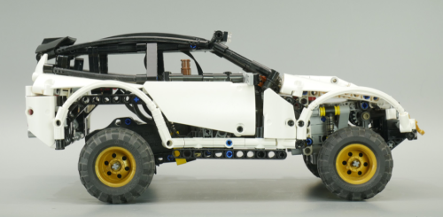 Lego Technic Trophy Truck Remote Control