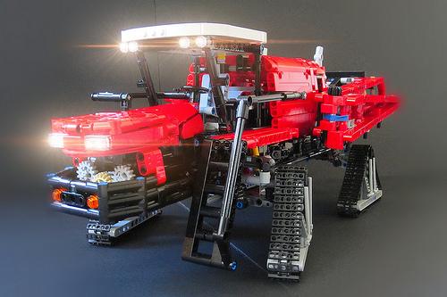 Lego Technic RC Crop Sprayer