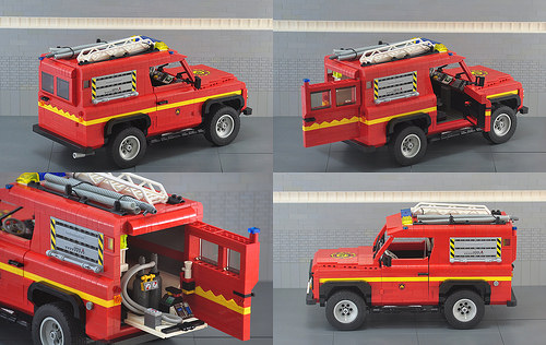 Land Rover Defender Rescue