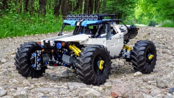Lego Technic RC Buggy