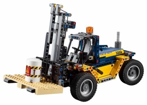 Lego Technic 42079 Forklift