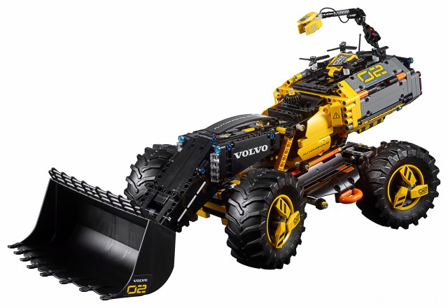 lego technic h2 2018 set previews the lego car blog. Black Bedroom Furniture Sets. Home Design Ideas