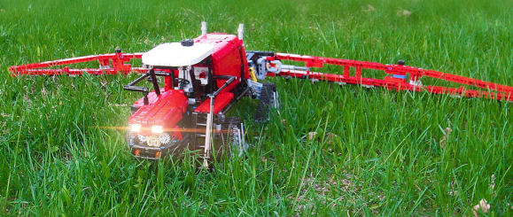 Lego Technic RC Crop Sprayer