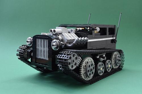 Lego Tank Rod