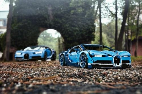 Lego Technic Bugatti Chiron 42083 Set