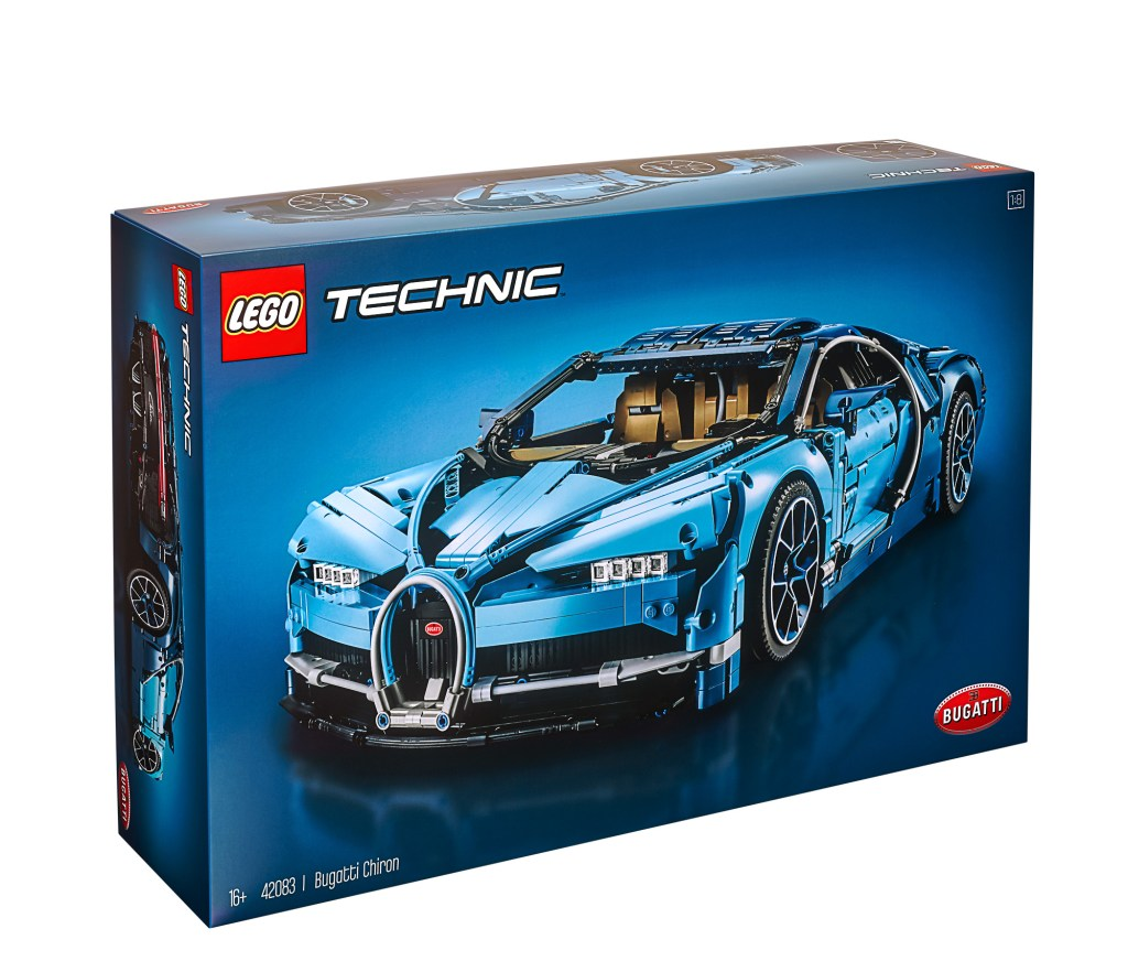 lego technic 42083 bugatti chiron set preview the lego car blog. Black Bedroom Furniture Sets. Home Design Ideas