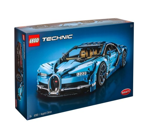 Lego Technic Bugatti Chiron 42083 Review