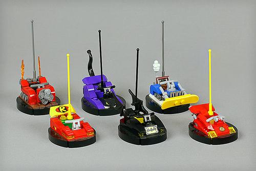 Lego Bumper Cars