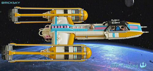 Lego Friends Y-Wing