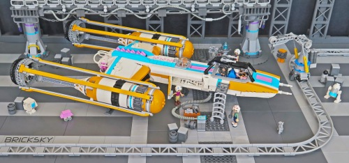 Lego Friends Star Wars Y-Wing