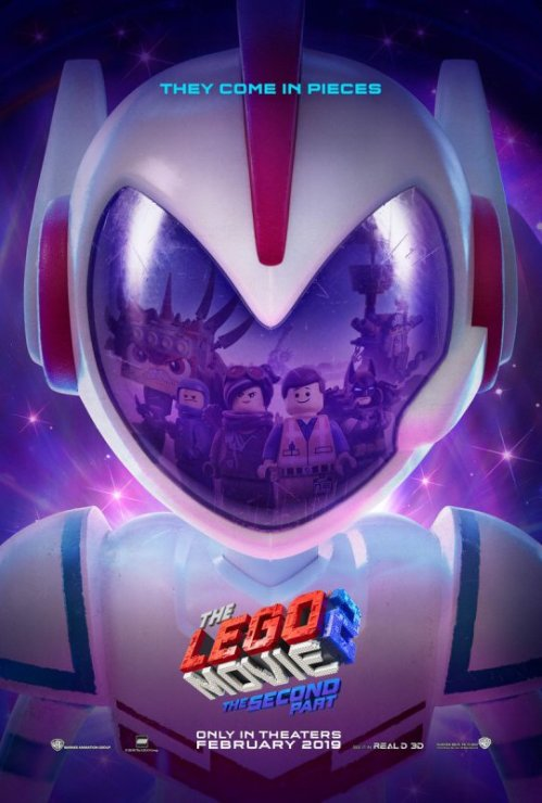 The LEGO Movie 2 Preview