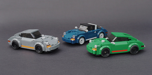 lego porsche 911 the lego car blog. Black Bedroom Furniture Sets. Home Design Ideas