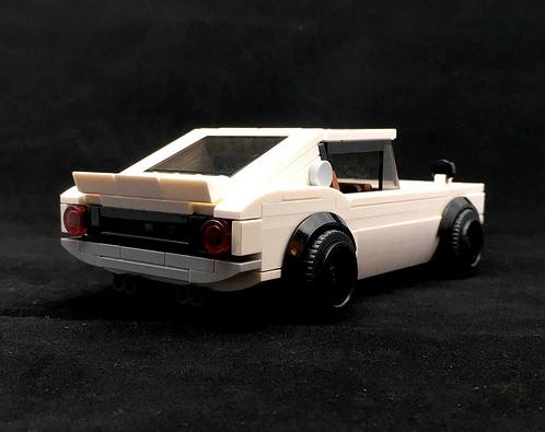 Lego Datsun Skyline GTR