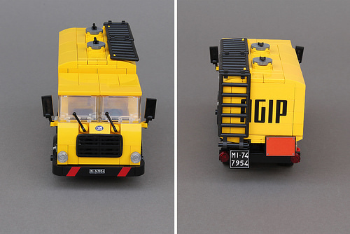 Lego OM Leoncino Truck