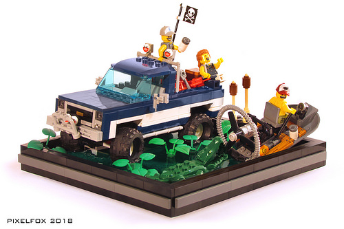Lego Chevrolet C/K Pick-Up