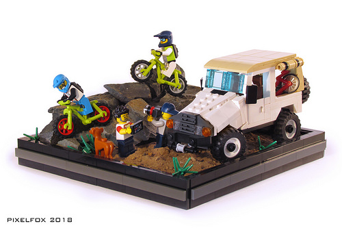Lego UMM Alter 4x4