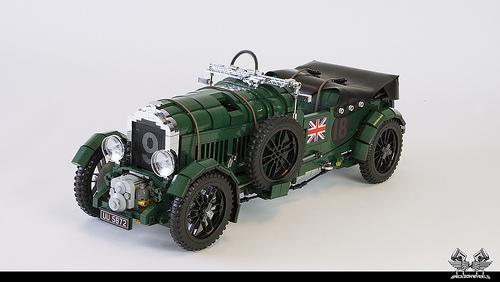 Lego Bentley 4.5 Litre Blower