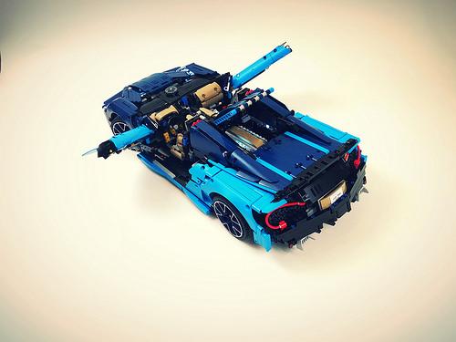 Lego Technic McLaren 570S