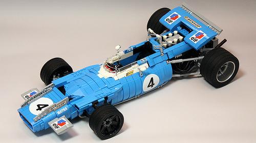Lego Matra MS80 Forumla 1