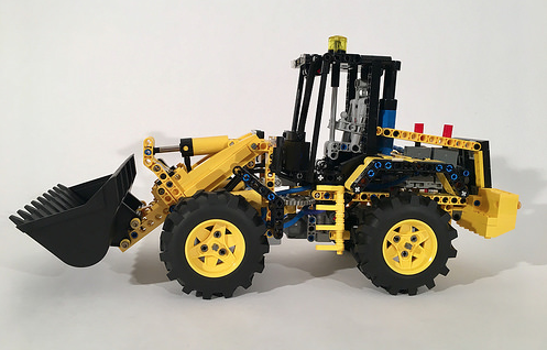 Lego Technic Caterpillar 914K
