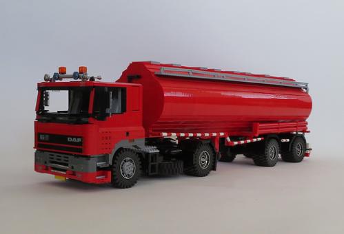 Lego DAF FT 85.360 ATI Truck