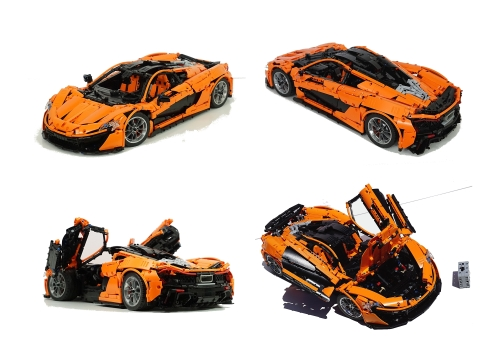 Mclaren P1 2019 >> supercar | THE LEGO CAR BLOG
