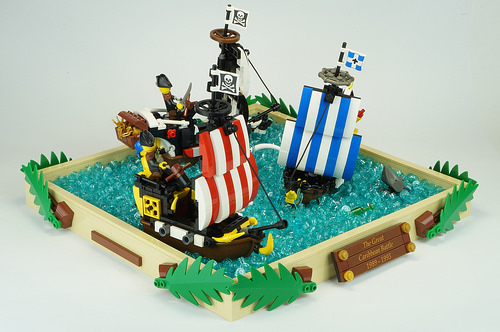 Lego Pirate Ships