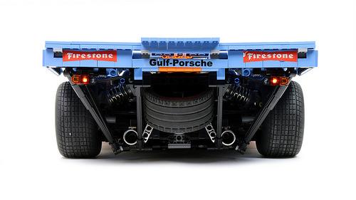 Lego Porsche 917 Gulf Racing