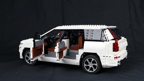 Lego Volvo XC90