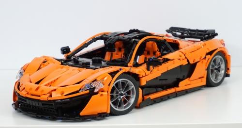 Mclaren P1 Orange >> McLaren P1 | Picture Special | THE LEGO CAR BLOG