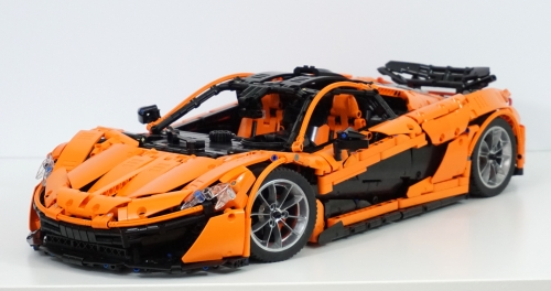 New Lego Technic 2018 >> McLaren P1 | Picture Special | THE LEGO CAR BLOG