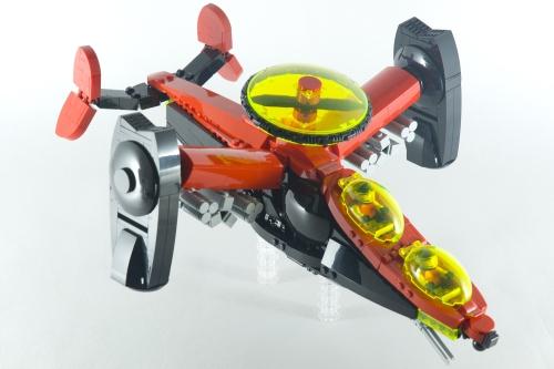 Lego M-Tron Spaceship