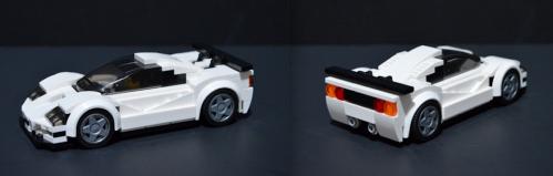 Lego Speed Champions McLaren F1 GTR