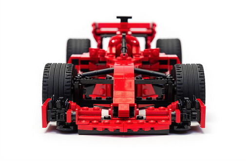 ferrari sf71h picture special the lego car blog. Black Bedroom Furniture Sets. Home Design Ideas