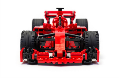 Ferrari Sf71h Picture Special The Lego Car Blog