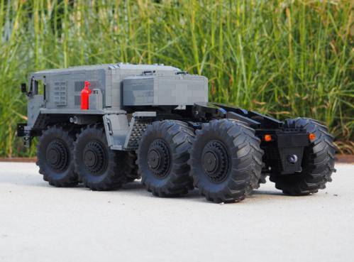 Lego MAZ537 8x8 Remote Control Truck