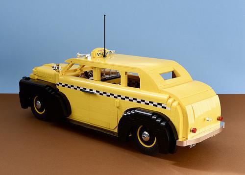 Lego Classic Taxi