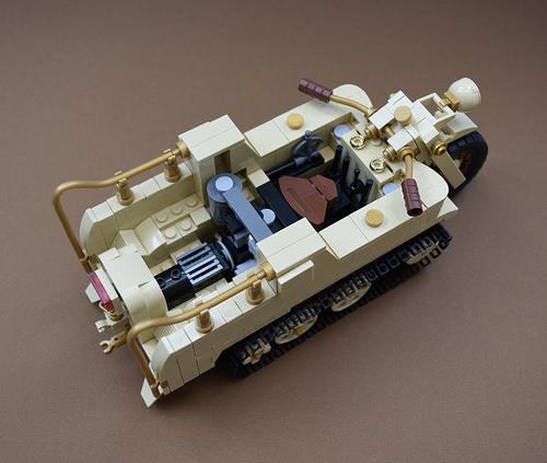 Lego SdKfz 2 KettenKrad