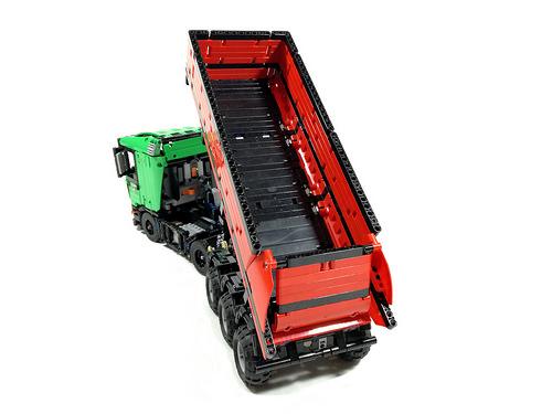 Lego Technic RC Dump Truck