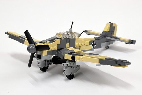 "Lego Junkers Ju-87 ""Stuka"""