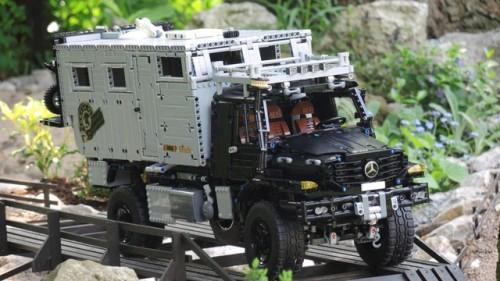 Lego Technic Mercedes-Benz Zetros
