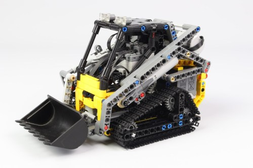 Lego Technic RC Skid Steer Loader BuWizz