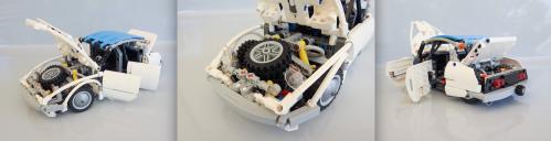Lego Citroen DS