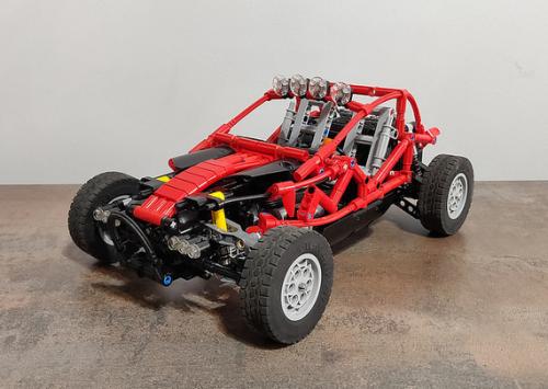 Lego Technic Ariel Nomad BuWizz RC